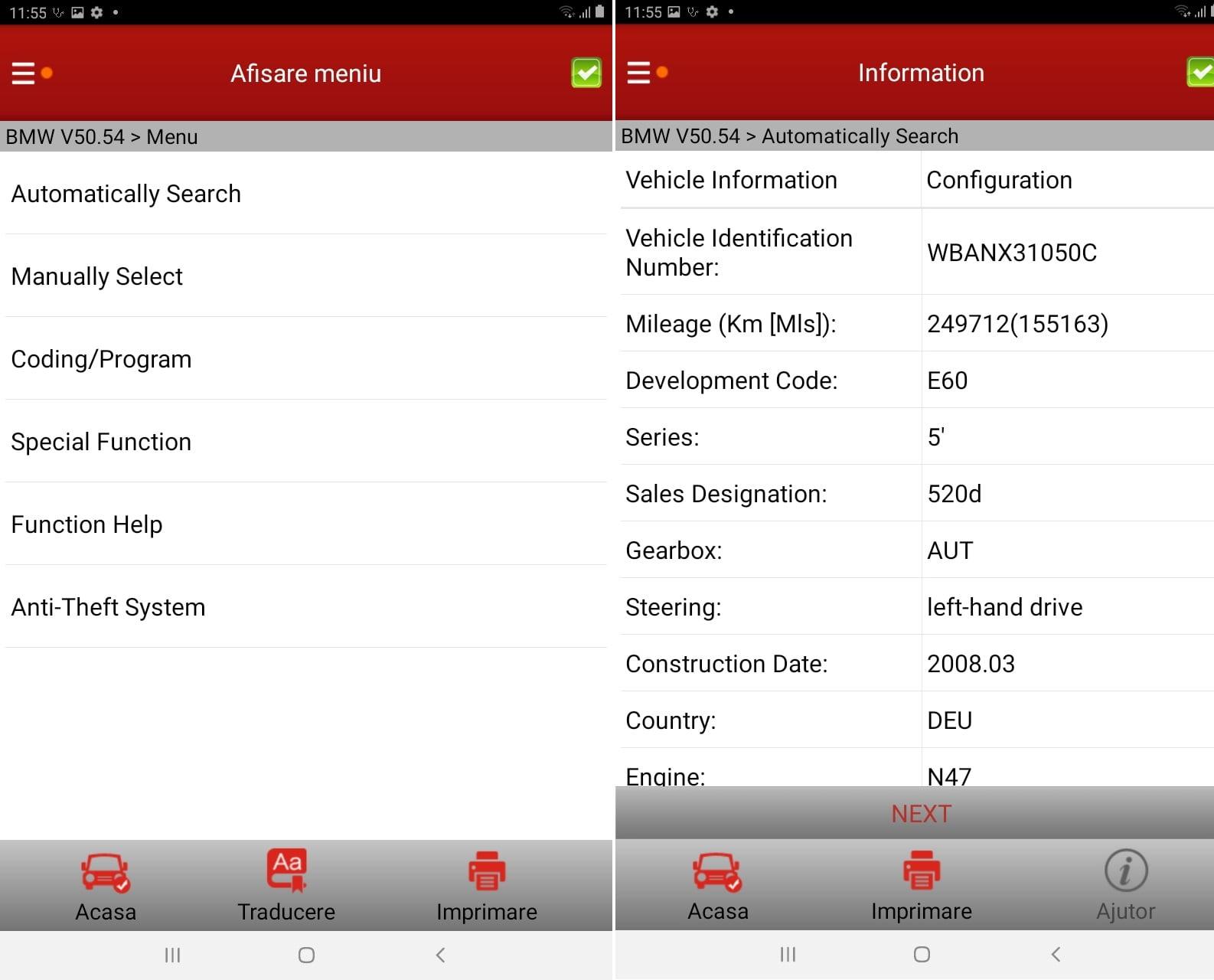 Screenshot 20210103 115520 X DIAG PRO3